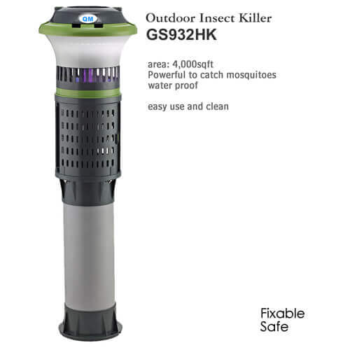 Outdoor Insect Killer - Public use
