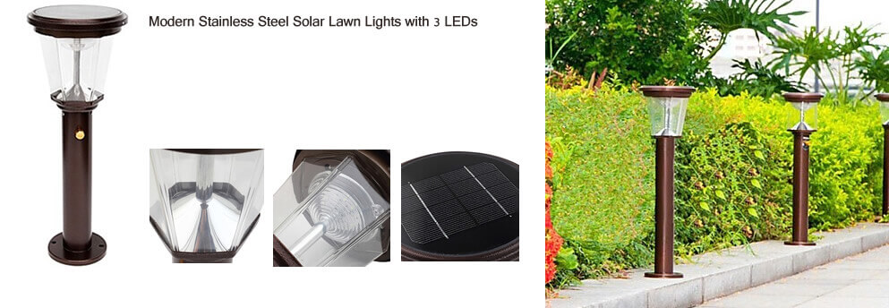 Outdoor lamps lighting,Solar Lawn Light